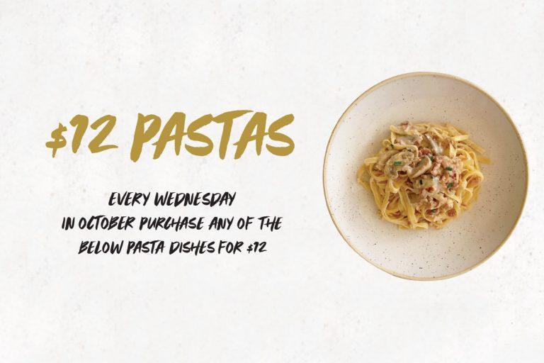 $12 Pasta