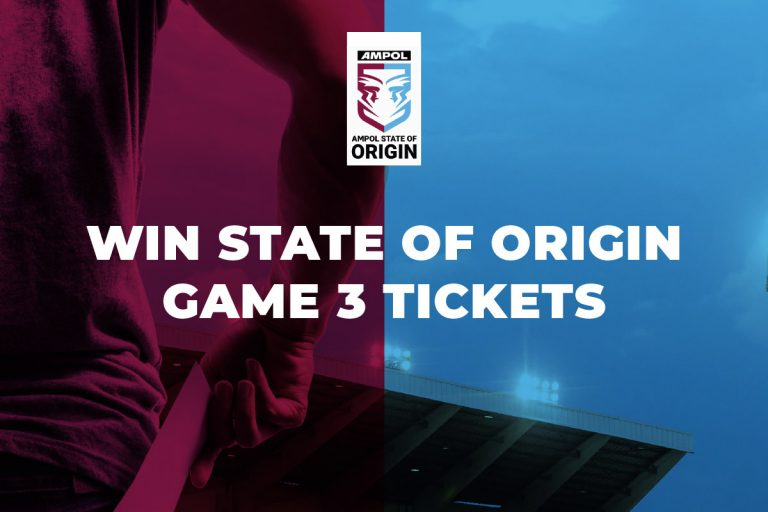Win State of Origin Game 3 Tickets